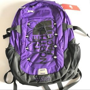 North Face NEW Borealis Classic Backpack purple